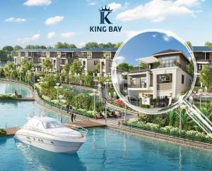 KHU ĐÔ THỊ SINH THÁI VEN SÔNG MANHATTAN ISLAND – KING BAY
